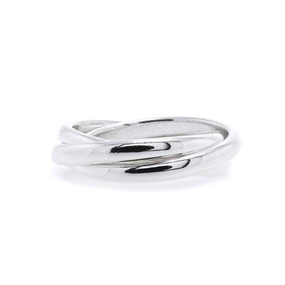 Tiffany & Co. Interlocking Circles Rolling Ring Rings Tiffany & Co.