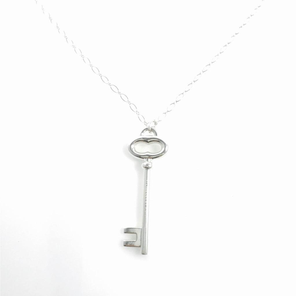 Tiffany & Co. Key Pendant Necklace Necklaces Tiffany & Co.