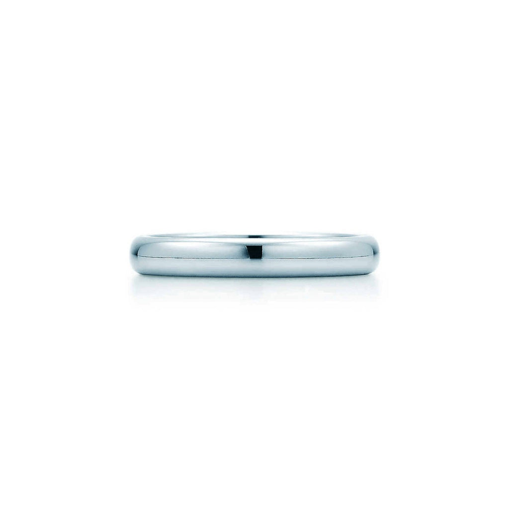 Tiffany & Co. Lucida Wedding Band Rings Tiffany & Co.