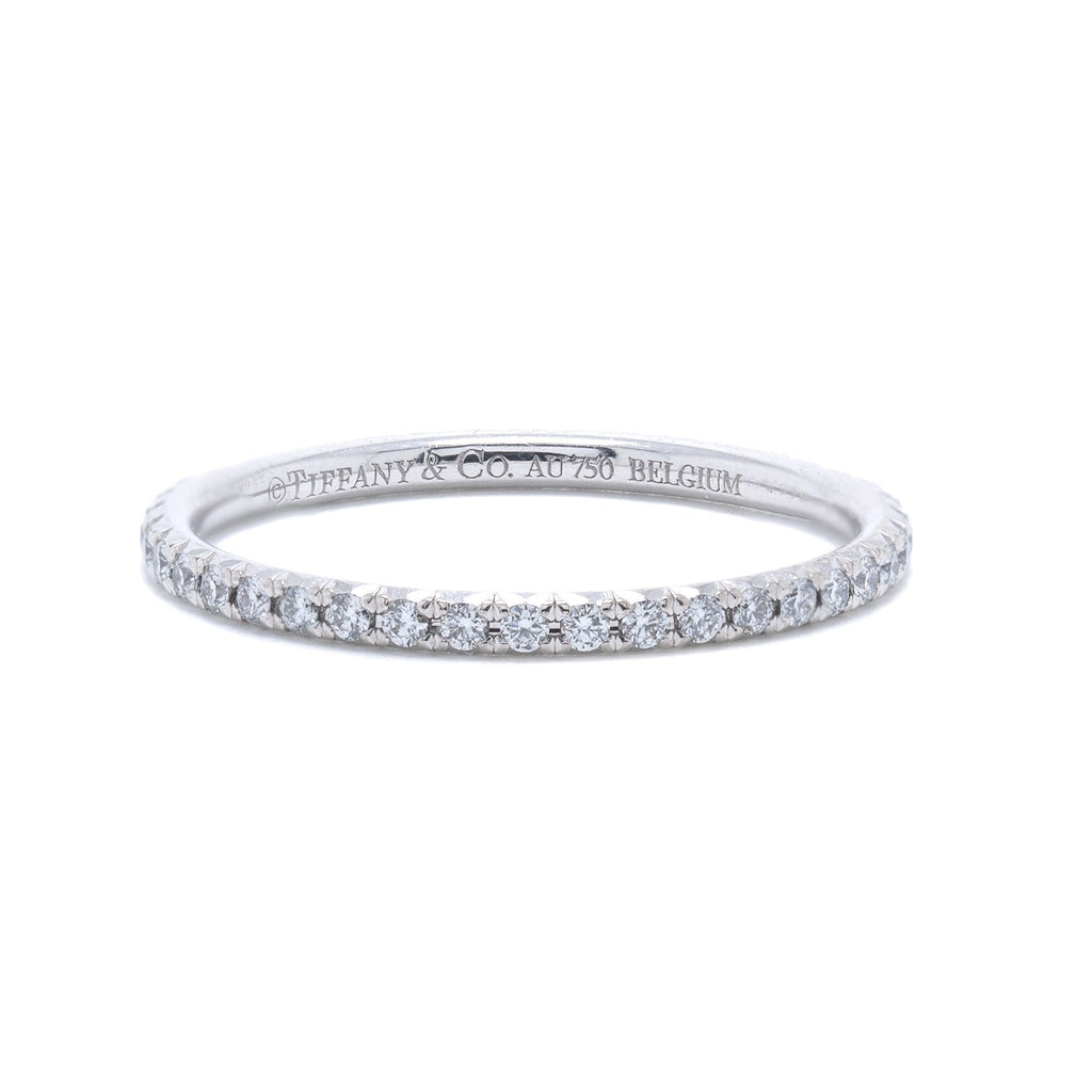 Tiffany & Co. Metro Diamond Eternity Ring Rings Tiffany & Co.