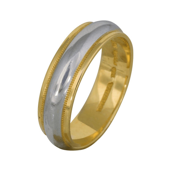 Tiffany & Co. Milgrain Wedding Band Men's Jewellery Tiffany & Co.