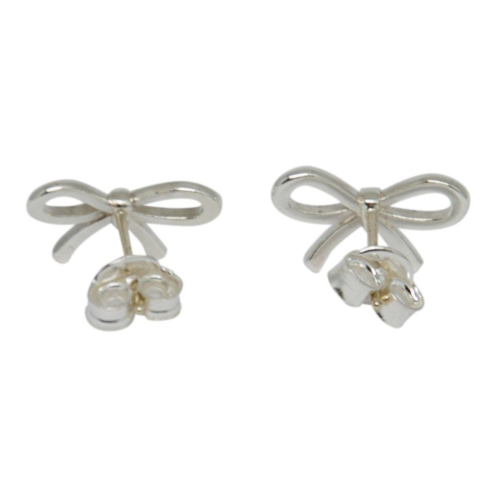 Tiffany & Co. Mini Bow Earrings Earrings Tiffany & Co.