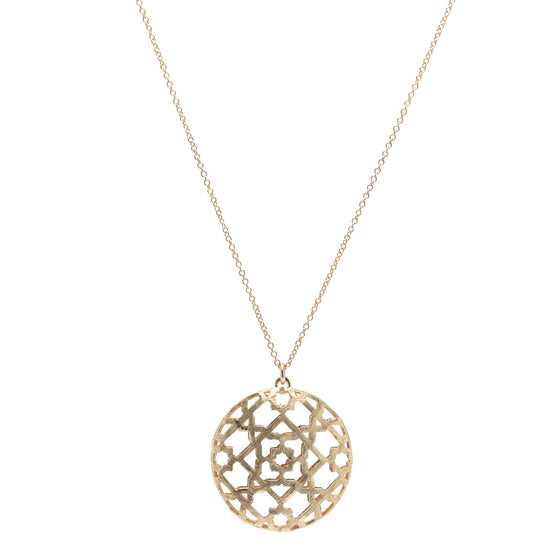 d3f9924b8 Tiffany & Co. Paloma Picasso 18k Marrakesh Pendant Necklace Necklaces  Tiffany ...