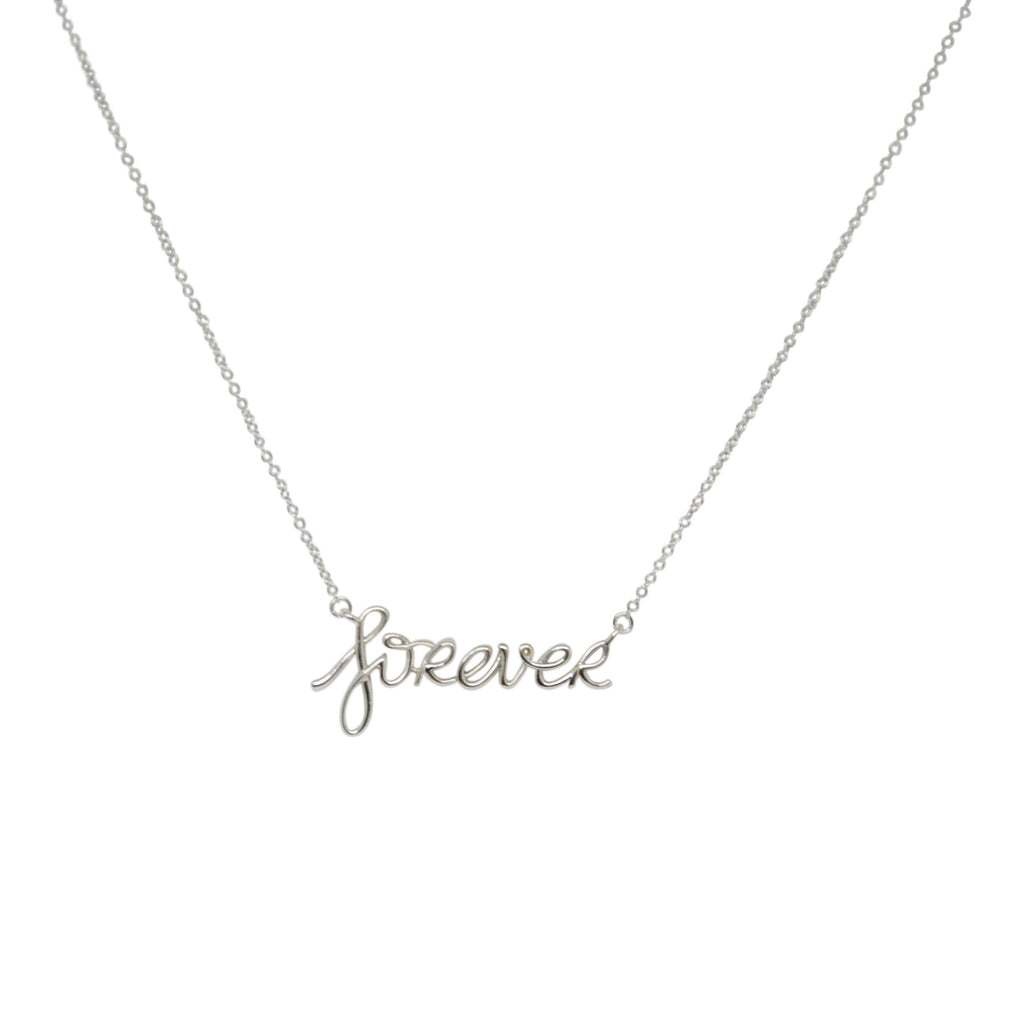 Tiffany & Co. Paloma Picasso Graffiti Forever Pendant Necklace Necklaces Tiffany & Co.