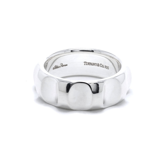 Tiffany & Co. Paloma Picasso Groove Wide Ring Men's Jewellery Tiffany & Co.