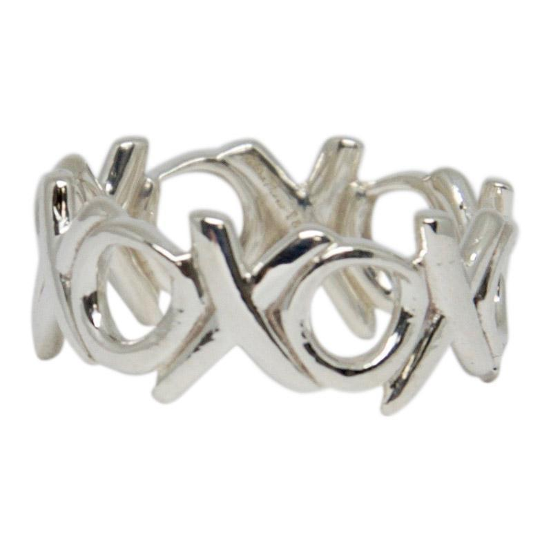 5df569e59 Tiffany & Co. Paloma Picasso Love and Kisses Ring– Oliver Jewellery
