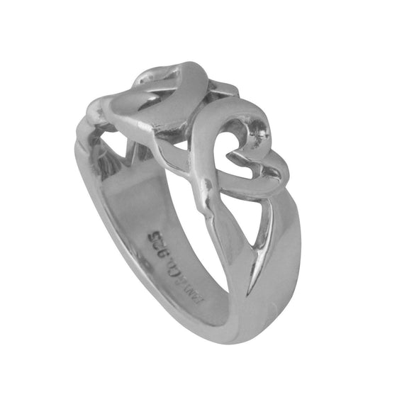 Tiffany & Co. Paloma Picasso Loving Hearts Ring - Rings
