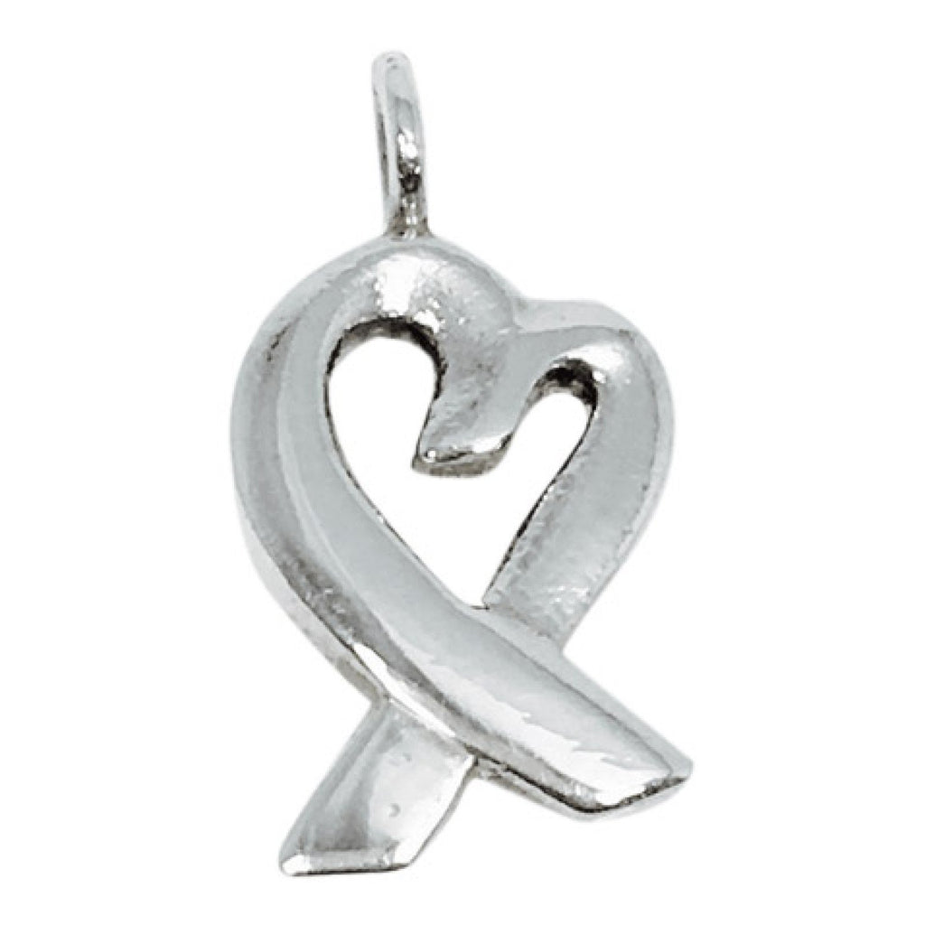 Tiffany & Co. Paloma Picasso Mini Loving Heart Pendant Charms & Pendants Tiffany & Co.