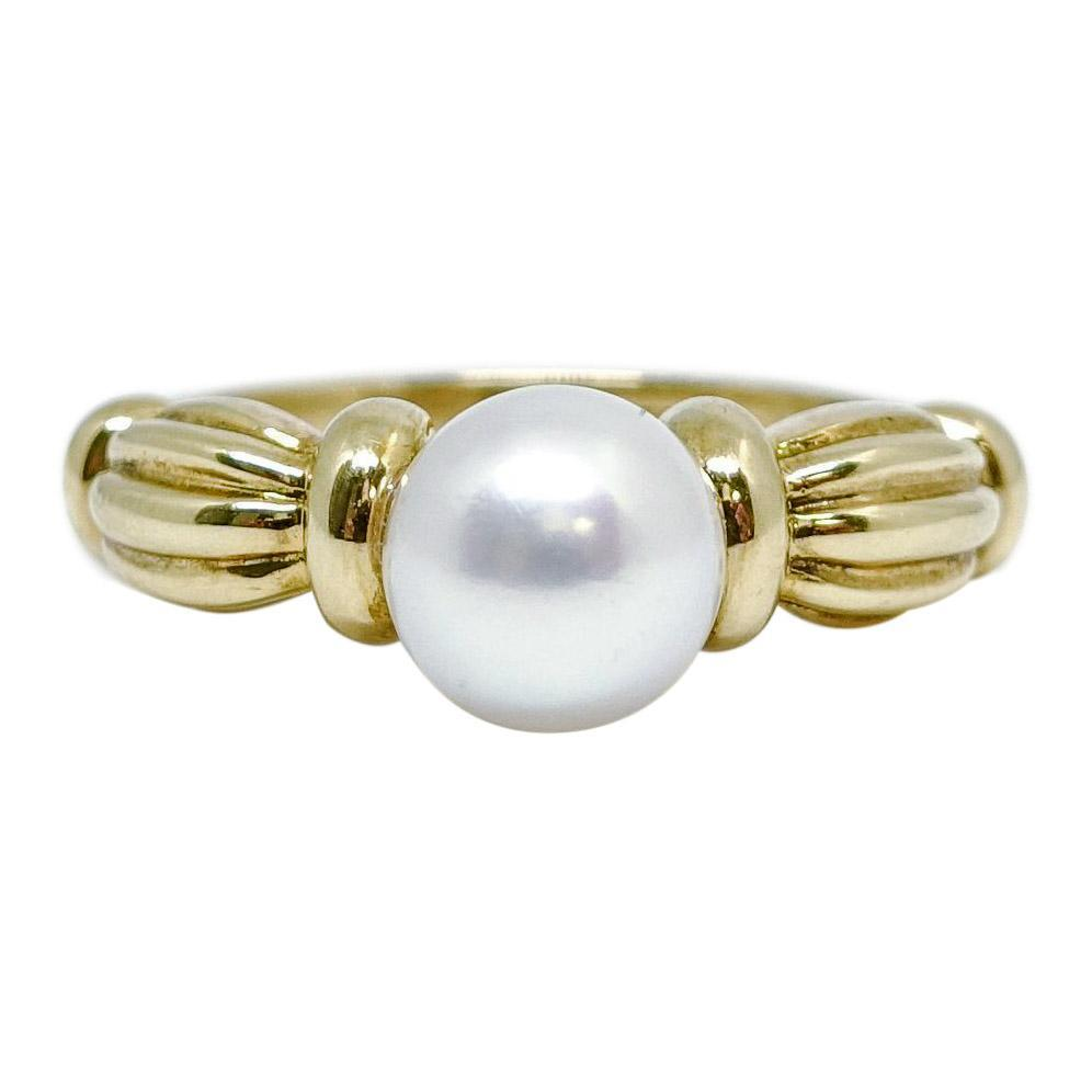 Tiffany & Co. Pearl Ring Rings Tiffany & Co.