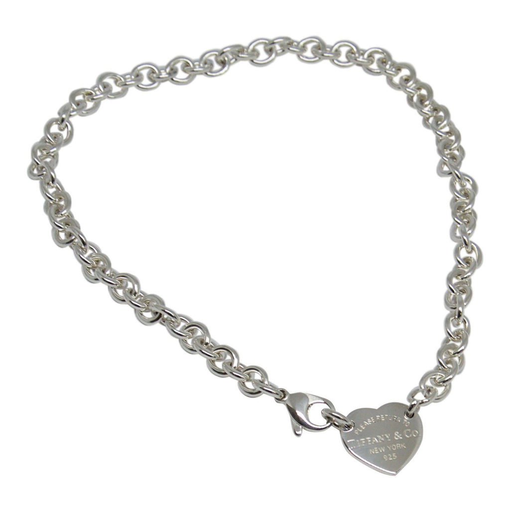 Tiffany & Co. Return to Tiffany Heart Tag Choker Necklaces Tiffany & Co.