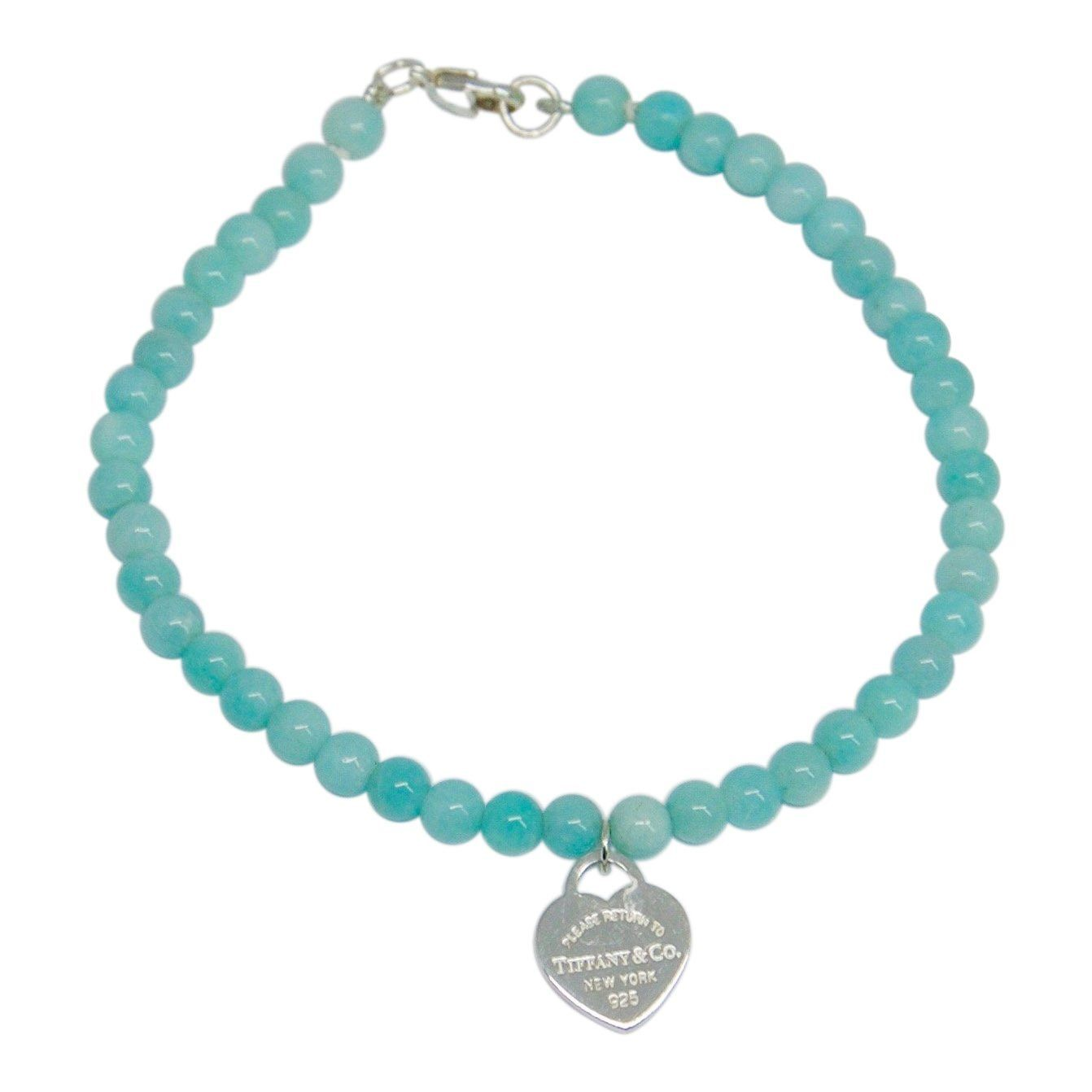 9e5edb3b2fee6 Tiffany & Co. Return to Tiffany Mini Heart Tag Bead Bracelet