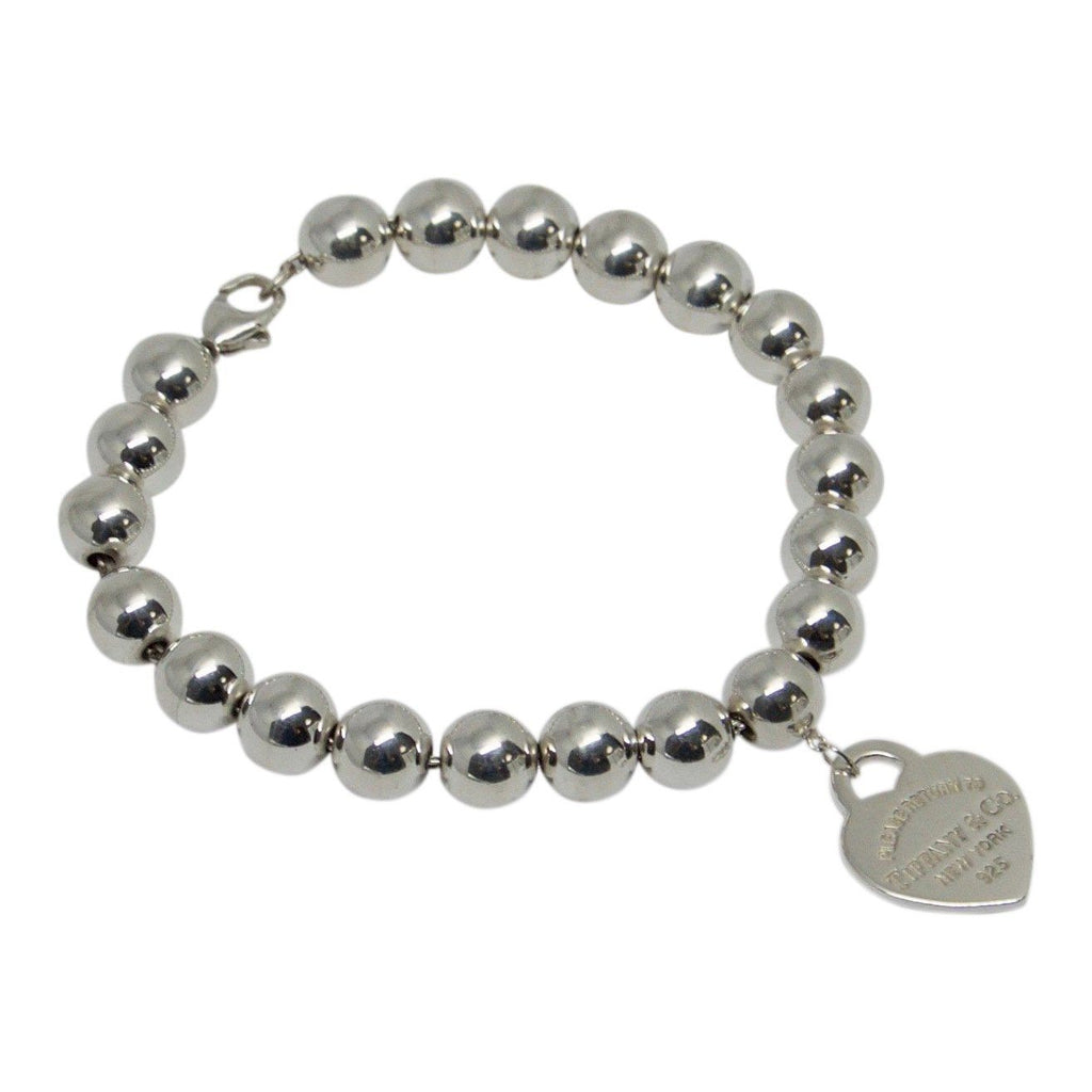 Tiffany & Co. Return to Tiffany Small Heart Tag Bead Bracelet Bracelets Tiffany & Co.