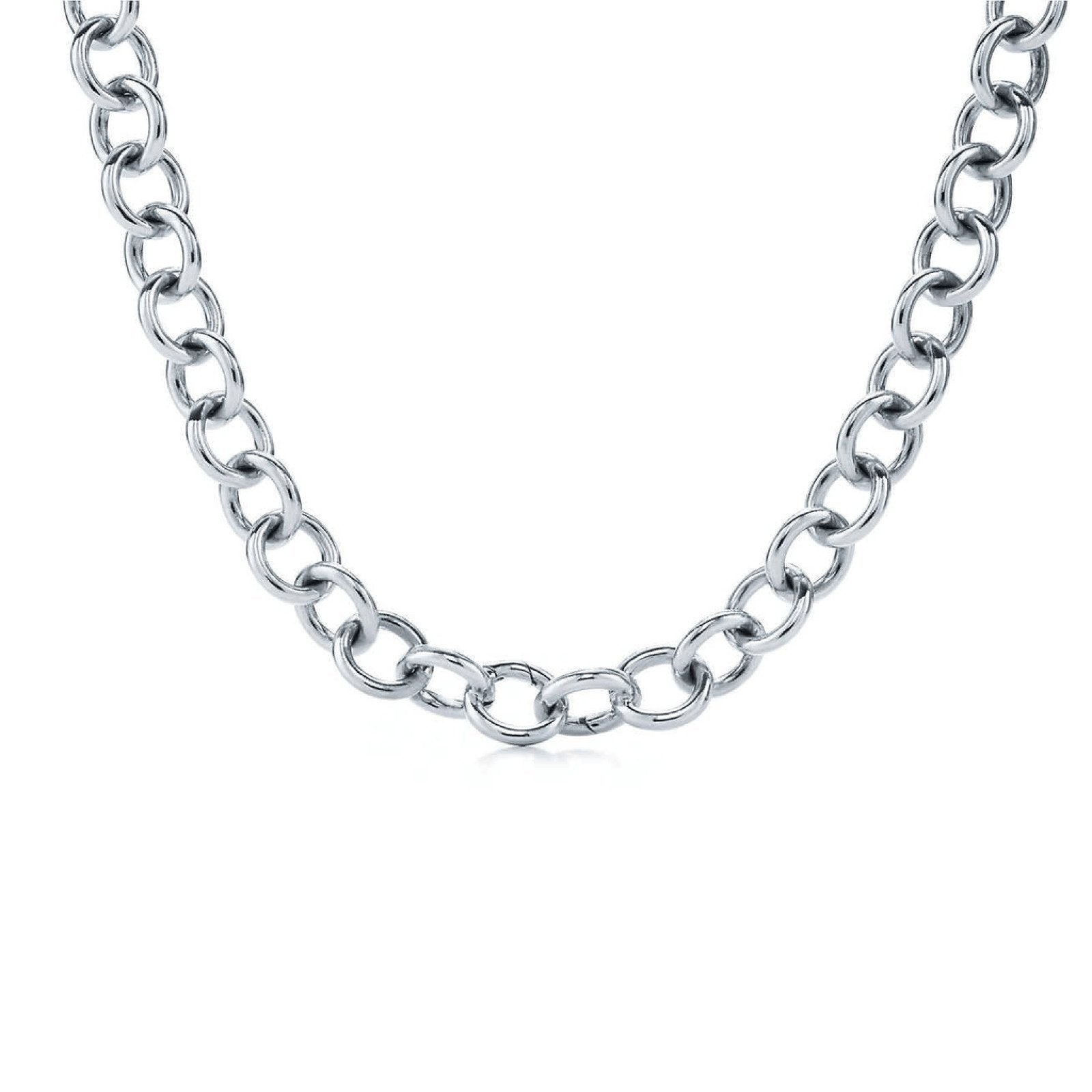 3b6a75dcc Tiffany & Co. Round Link Chain– Oliver Jewellery