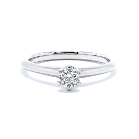 8669b92c6 Tiffany & Co. Solitaire Diamond Engagement Ring Rings Tiffany ...