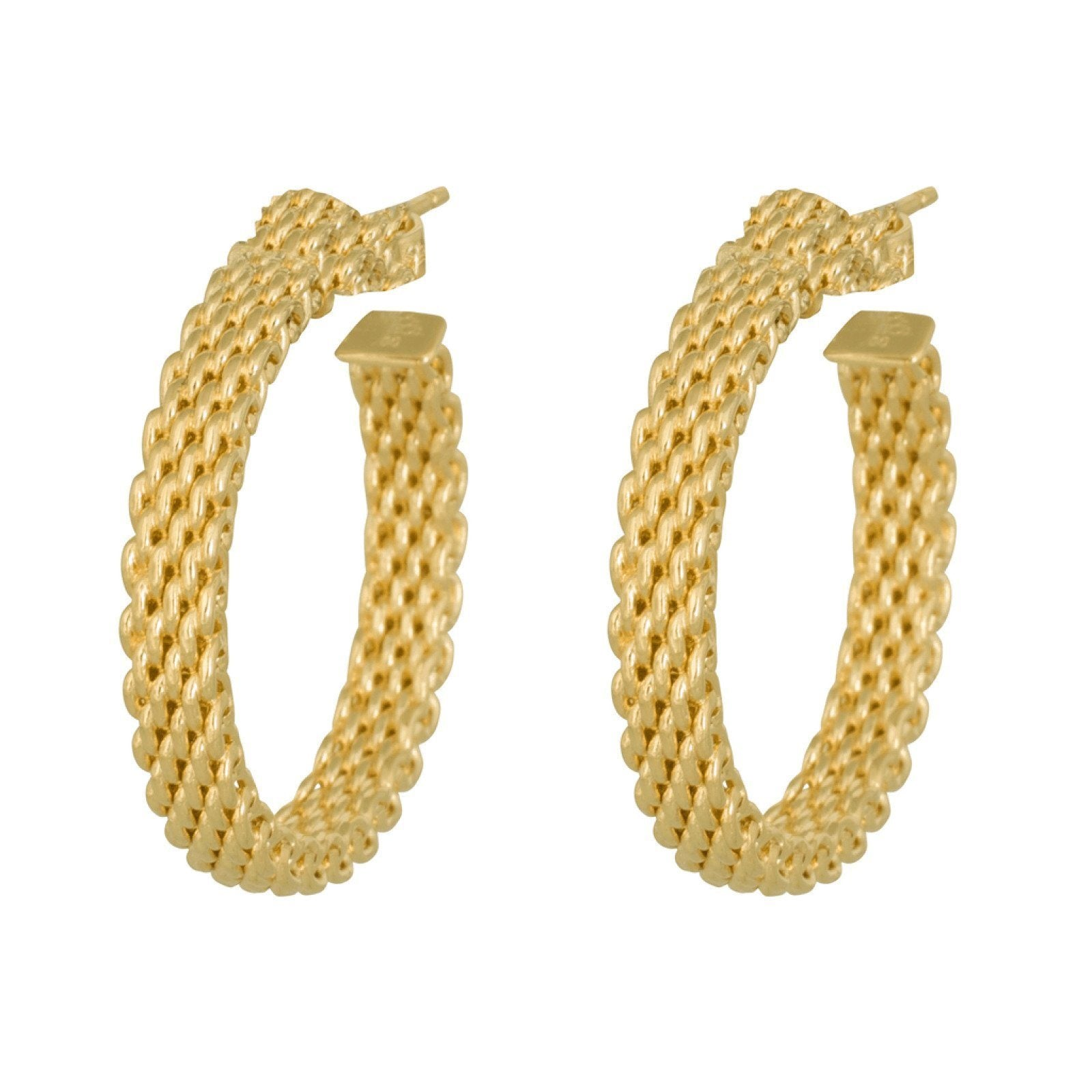 8eae4c8fde807 Tiffany & Co. Somerset Narrow Hoop Earrings