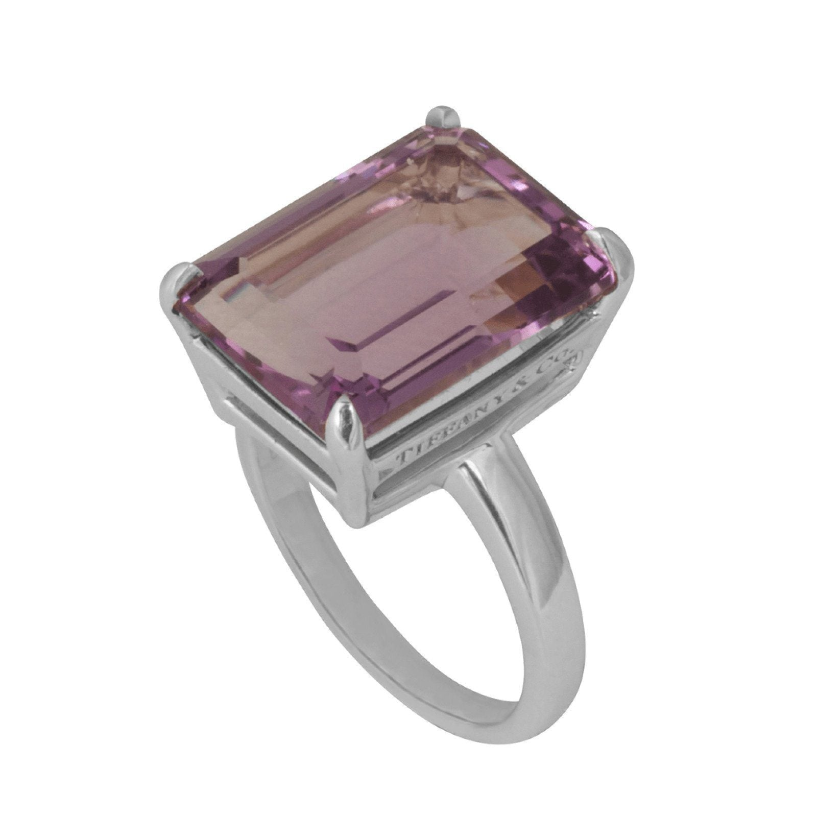 ae4cf71fb Tiffany & Co. Sparklers Amethyst Cocktail Ring– Oliver Jewellery