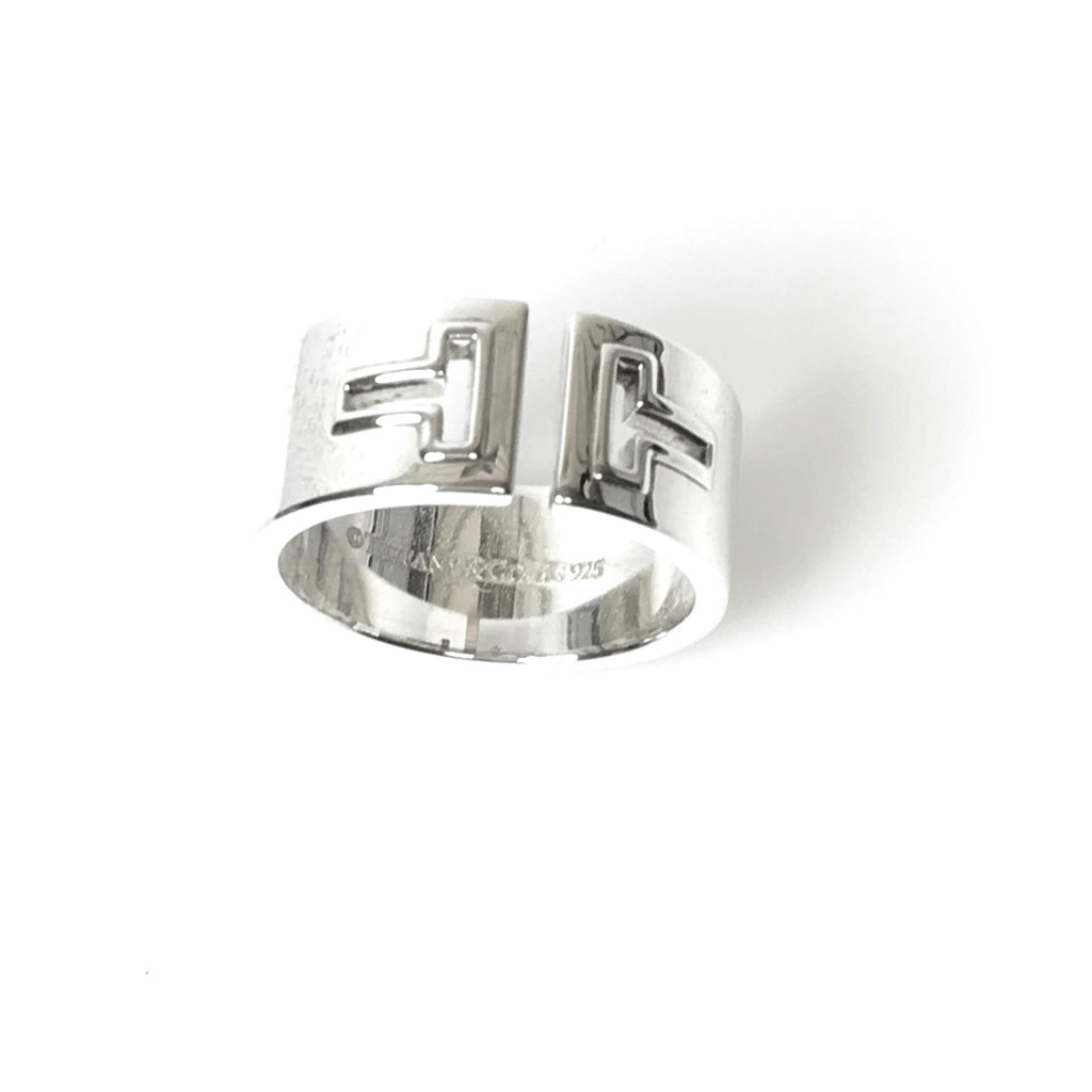 7aef6699f Tiffany & Co. T Cutout Ring– Oliver Jewellery