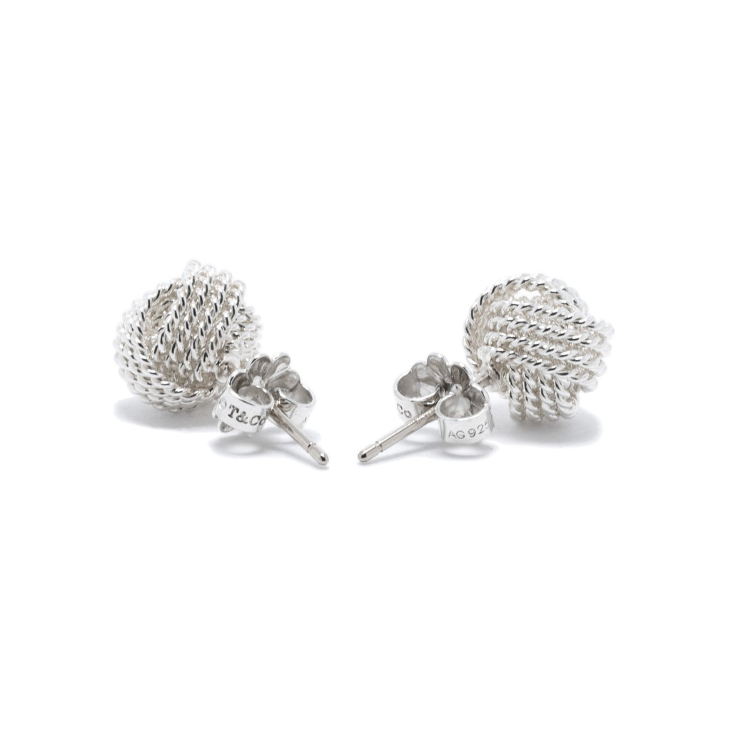 Tiffany & Co. Twist Knot Earrings Earrings Tiffany & Co.