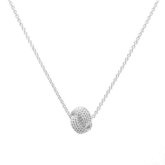 Tiffany & Co. Twist Knot Pendant Necklace Necklaces Tiffany & Co.