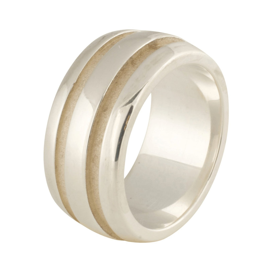 Tiffany & Co. Wide Groove Band Rings Tiffany & Co.
