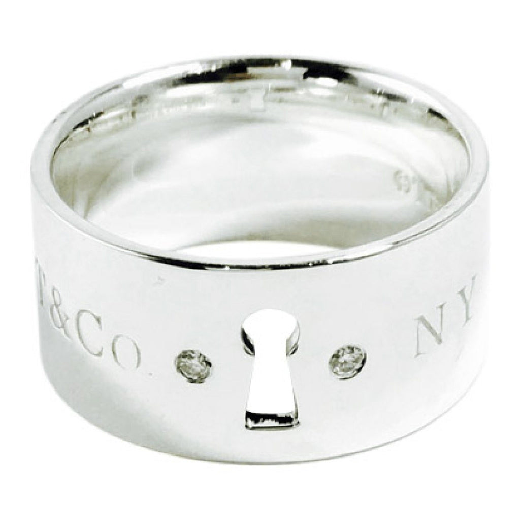 Tiffany & Co. Wide Locks Ring Rings Tiffany & Co.