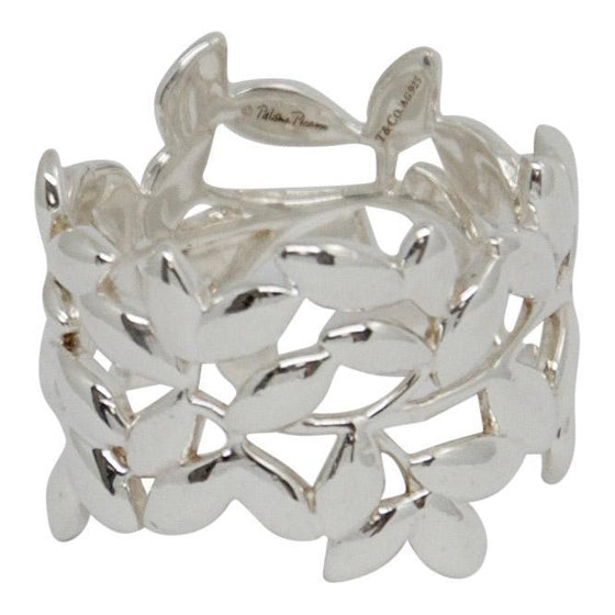 Tiffany & Co. Paloma Picasso Wide Olive Leaf Band Ring Rings Tiffany & Co.