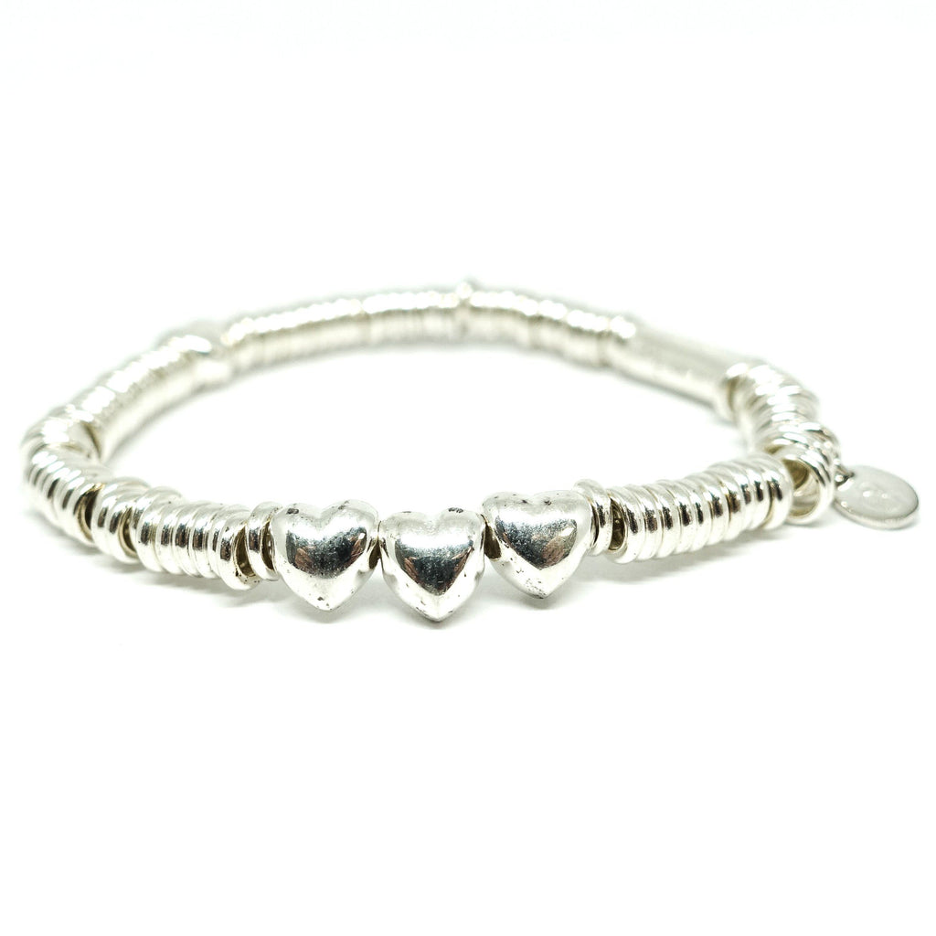 Links Of London Sweetie Xs Heart Bracelet - Bracelets