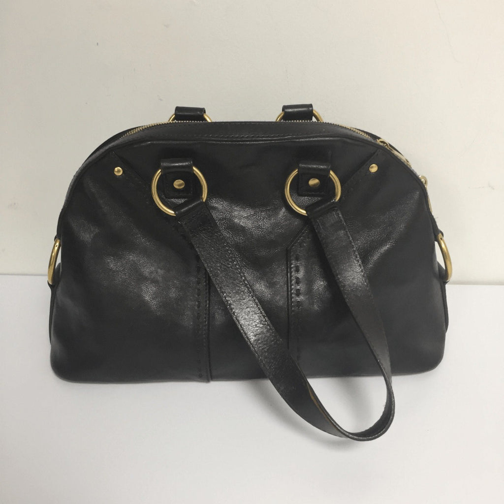 YSL Brown Medium Muse Bag Bags YSL