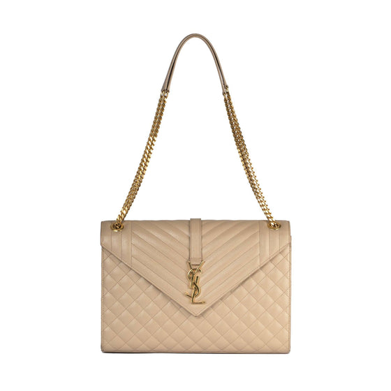 Yves Saint Laurent 2019 Large Monogram Envelope Shoulder Bag Bags YSL