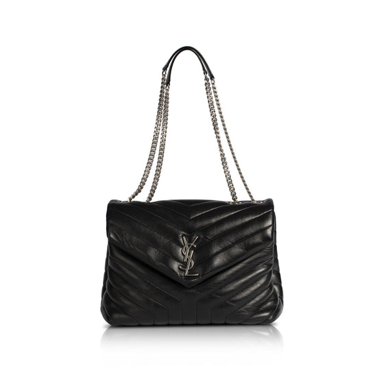 Yves Saint Laurent Medium Loulou Monogram Shoulder Bag Bags YSL