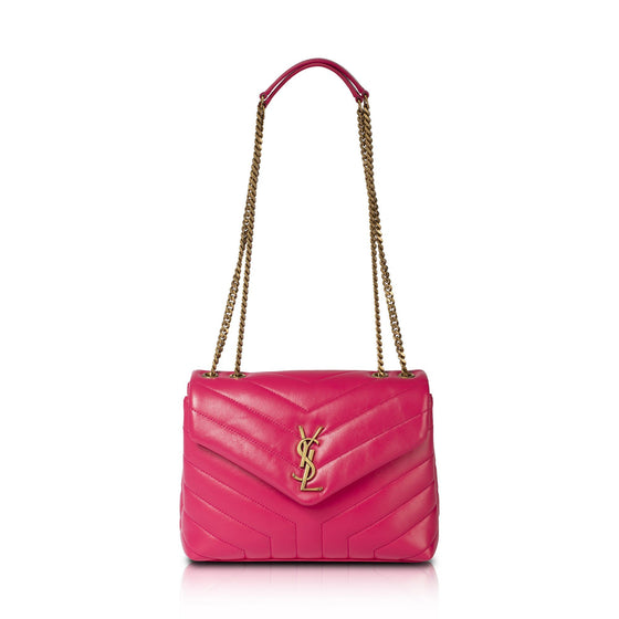 Yves Saint Laurent Small Loulou Monogram Shoulder Bag Bags YSL