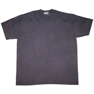 Sun Dried Black Hand Dyed T-Shirt - XX-Large