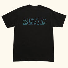 Load image into Gallery viewer, Black Logo Tee