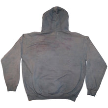 Load image into Gallery viewer, Faded Grey Hand Dyed Hoodie - X-Large