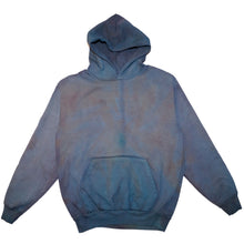 Load image into Gallery viewer, Multi Color Hand Dyed Hoodie - Large