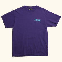 Load image into Gallery viewer, Purple Logo Tee
