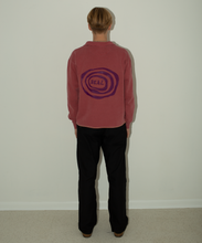 Load image into Gallery viewer, Red Ripple Logo Quarter Zip