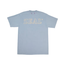 Load image into Gallery viewer, Classic Logo Tee in Sky Blue