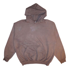 Load image into Gallery viewer, Vintage Brown Hand Dyed Hoodie - XX-Large