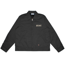 Load image into Gallery viewer, Team Logo Jacket in Black