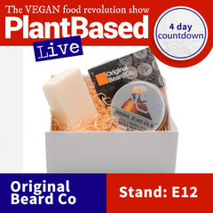 Original Beard Co at plant based live
