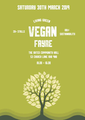 living green vegan fayre