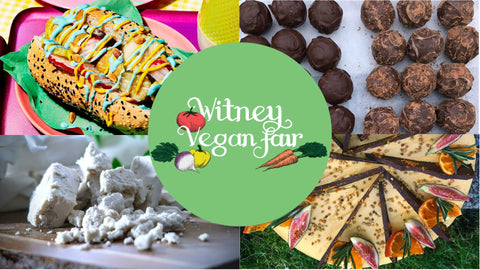 witney vegan fair