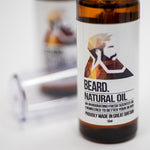 Original Fresh Scent Beard Oil