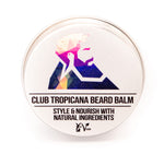 NEW - BALM TRIO - Original, Pepperwood & Club Tropicana Fragrance Beard Balm
