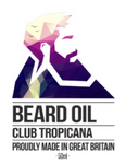 NEW - Club Tropicana Fragrance Beard Oil