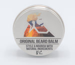 Original Fresh Scent Beard Balm