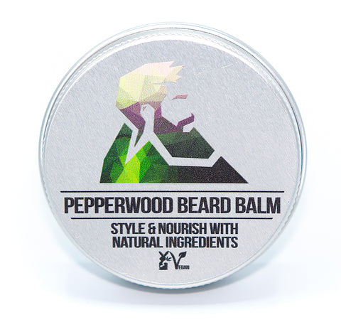 Pepperwood Beard Balm