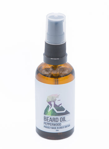 Pepperwood Beard Oil
