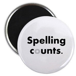 Spelling Counts!